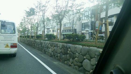 鶴岡八幡宮の参道