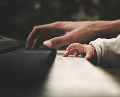 ピアノを習う