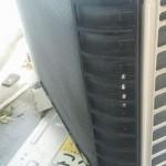 エアコン室外機の清掃の仕方は意外と簡単かも。