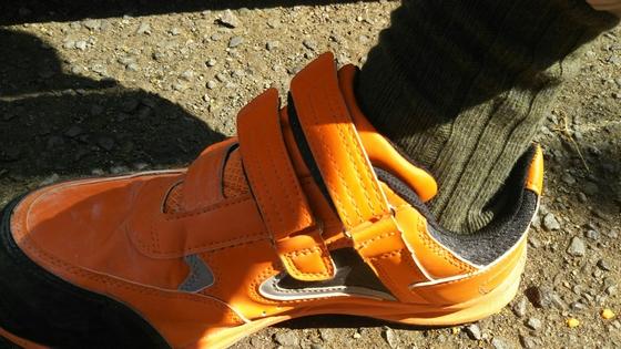 安全靴ジリキ