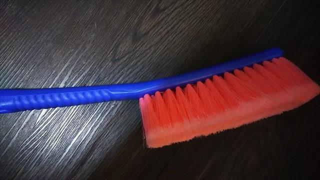 外壁洗浄用ブラシ